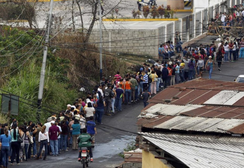 A Note on Development in Venezuela by Jorge Jraissati