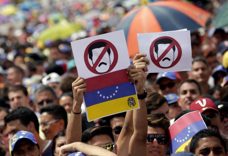 The use of force in Venezuela remains on the table
