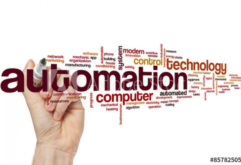 Automation pexel.com Automation word cloud By ibreakstock